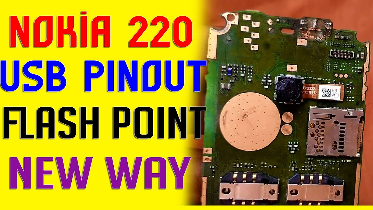 Nokia 220 Usb Pinout Jumper Solution How To Flash Nokia 220 Via Usb Cable Ways Flashing Solution