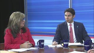 Newsmakers Fall River Mayor Debate: Jasiel Correia, Linda Pereira