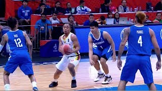 Highlights: Philippines vs Myanmar | 5X5 Basketball M Prelim Round | 2019 SEA Games