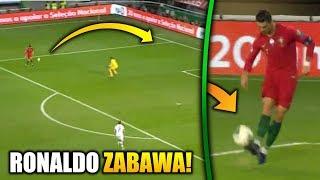 GENIALNY gol RONALDO! Portugalia PEWNIE wygrywa! Anglia PRZEGRAŁA z Czechami! Eliminacje EURO 2020