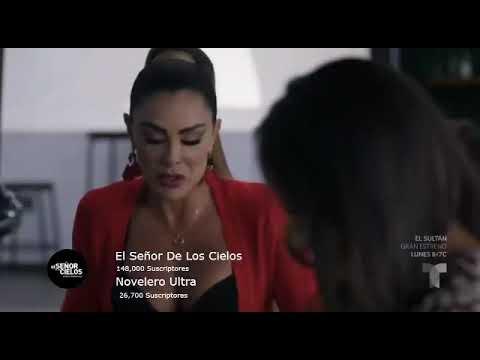 Evelina (Ninel Conde) Violeta (Danna Garcia) Estrella (Julián Román) Y Pío (Robinson Díaz) - ESDLC 7