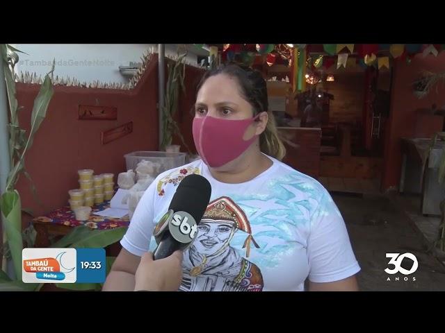 Tradição junina: vendas de comidas típicas movimentam economia -Tambaú da Gente Noite
