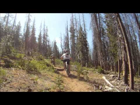 Mount Bachelor to Bend Part 1