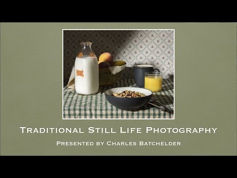 Traditional Still Life Photography V2