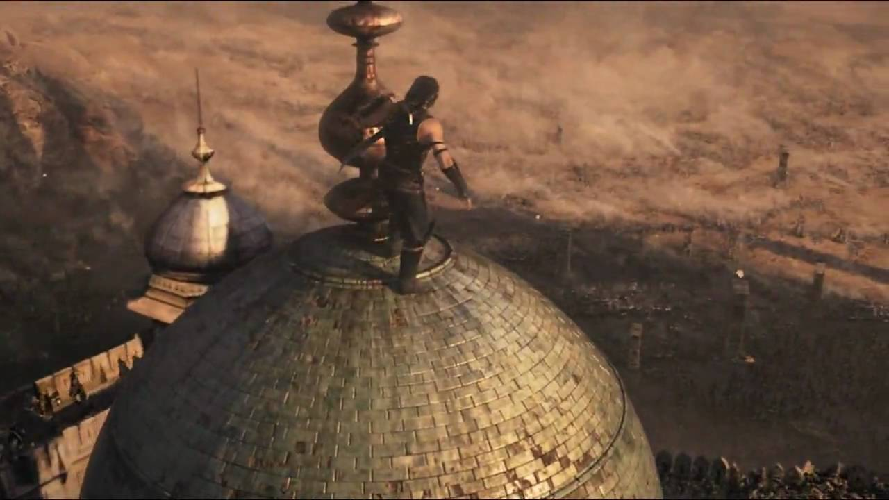Download Prince of Persia: The Forgotten Sands (PC) HD part 1