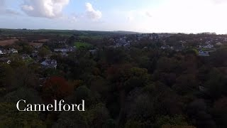 North Cornwall Camelford UK