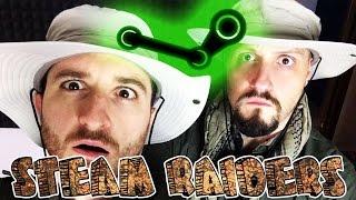 STEAM RAIDERS #2 -  TROVEREMO IL GIOCO PERFETTO?