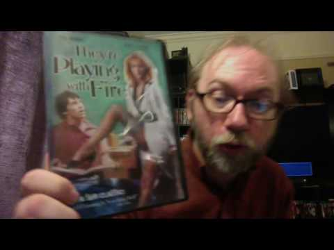 Flea Market Movie Haul W OOP Anchor Bay