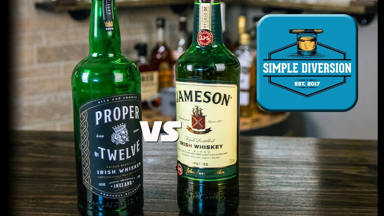 f41c34855 EP 96: Jameson vs Proper No Twelve: Which Is Better?? - YouTube