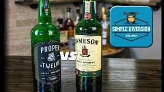 EP 96: Jameson vs Proper No  Twelve: Which Is Better??