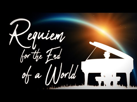 "🎹""REQUIEM POUR LA FIN D'UN MONDE"" (Eric Legaud) - COMPO Piano Galagomusic"