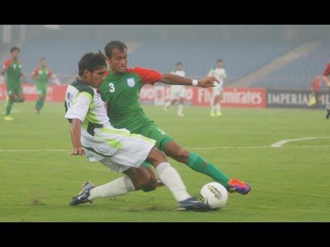 Bangladesh Vs Pakistan (Highlights): SAFF Championship 2011