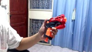 [รีวิว]ปืน Nerf Mega Bigshock