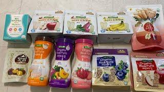 우리 아이 건강한 유기농 간식 팜투베이비 아기간식 추천…