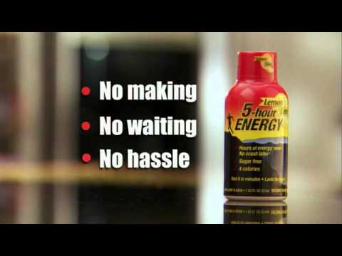 5 Hour Energy - Newspaper
