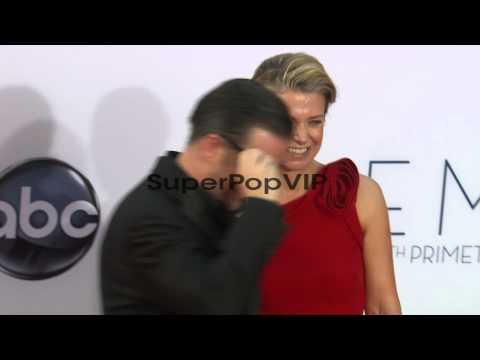 Ricky Gervais, Jane Fallon at 64th Primetime Emmy Awards ...