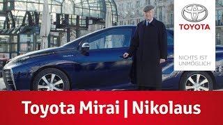 Toyota Mirai Wasserstoffauto | Erfahrungsbericht von Nikolaus W. Schües