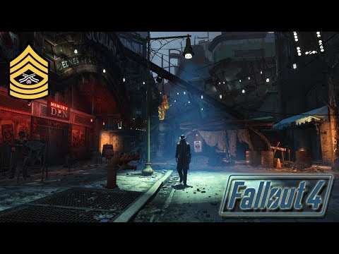 FIST FIGHTING MAN | FALLOUT 4 (PC, MODDED) | INTERACTIVE STREAM | 1080p @ 60fps