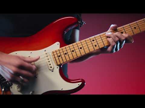 Charles Monneraud x American Ultra Stratocaster | American Ultra Series | Fender