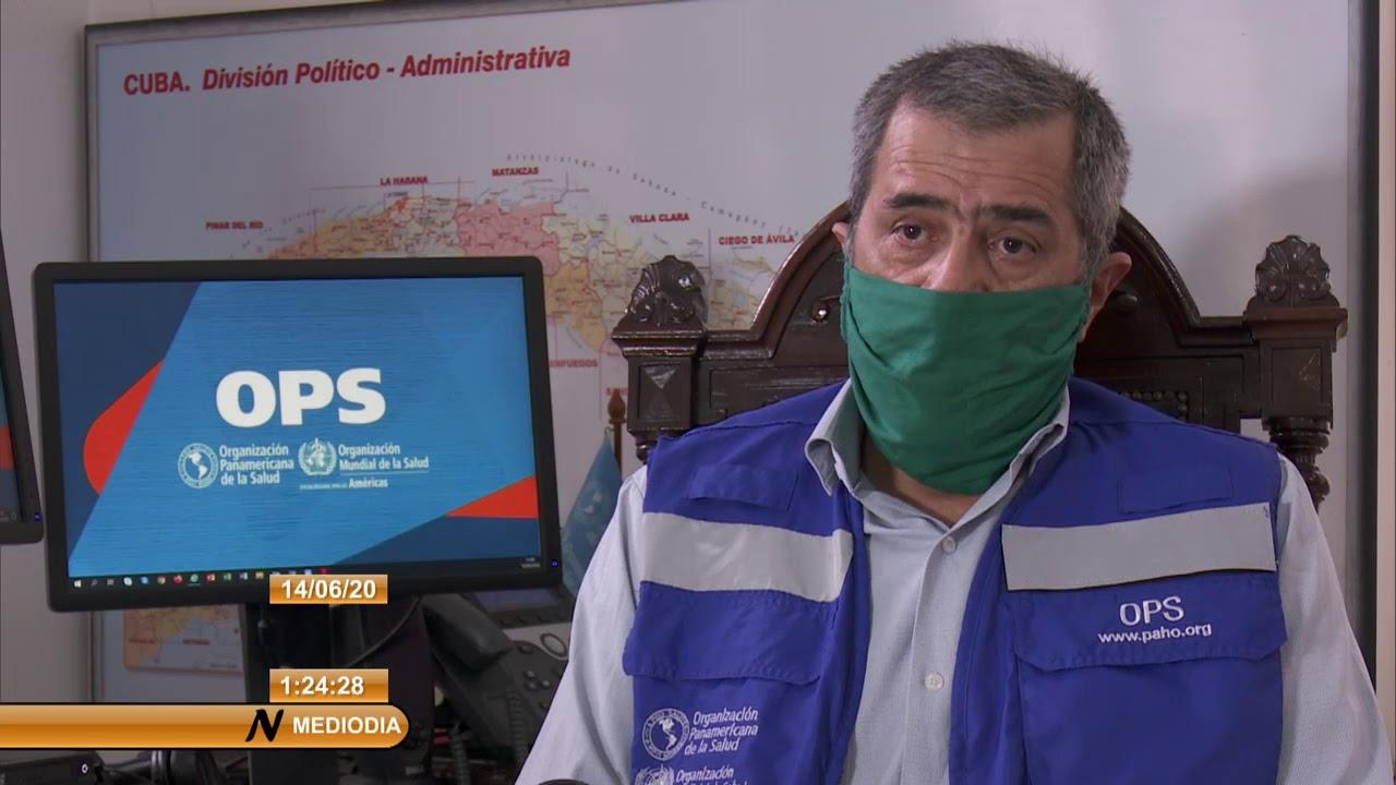 Organizaciones de la Salud elogian estrategia de Cuba ante la pandemia