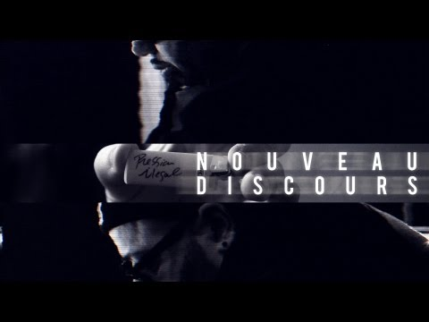 """Pression i.Legal """"Nouveau Discours"""" Street Clip"""