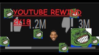 youtube rewind 2k18