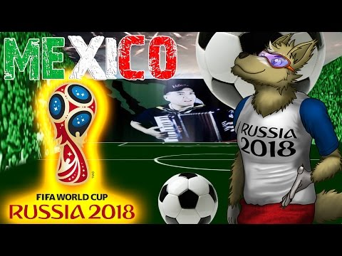 Mexico Campeon Mundial (Version Banda Norteña Bandeño) - Albeniz Quintana (Mexico Campeon del Mundo)