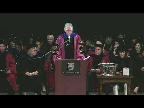 Albany Law School's 166th Commencement