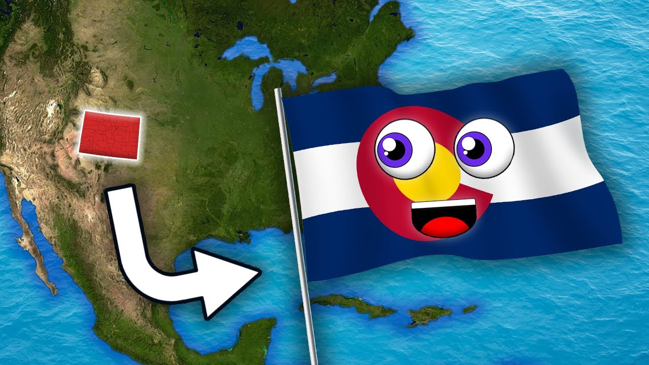 Kids Learning Tablet >> Colorado/Colorado State Counties - YouTube