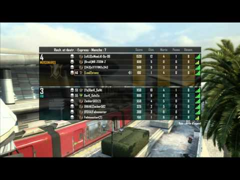 Trickshoting Live Commentary #4 : Carrier, Mirage & Express