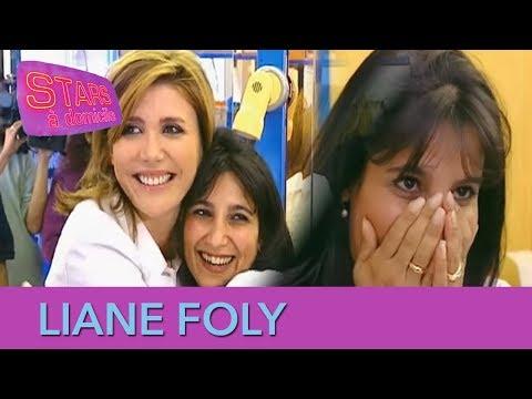 Liane Foly vient chanter au salon de coiffure d'une fan ! - Stars à domicile