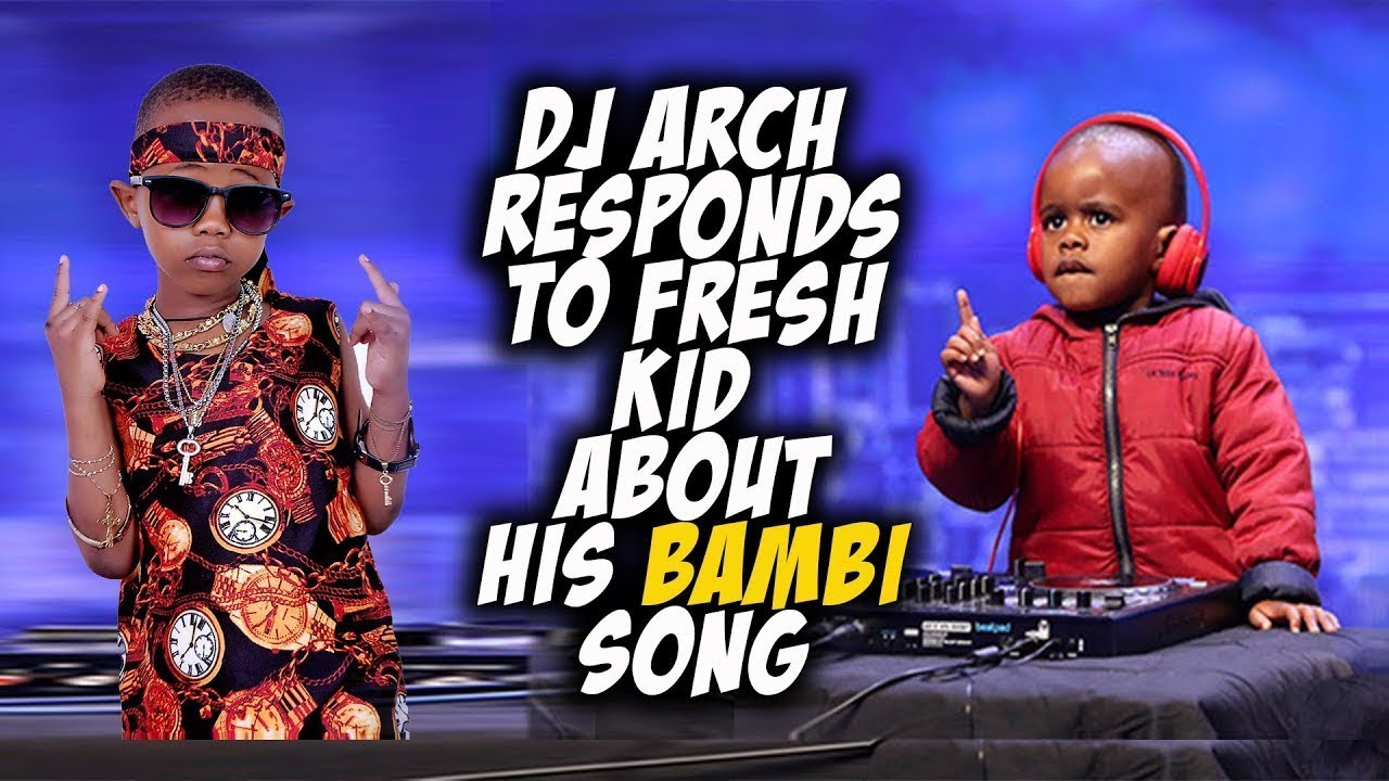DJ ARCH JUNIOR PLAYING FRESH KID UG's MUSIC (BAMBI, BANTEEKA, KATI KATI)  KIDS GENERATION