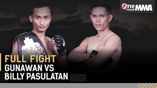 Gunawan VS Billy Pasulatan || One Pride MMA FN #37
