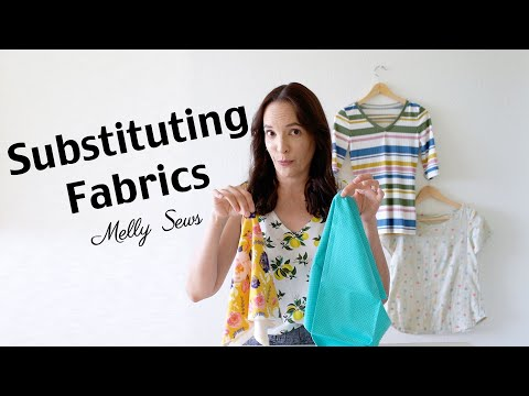 Fabric Substitutions