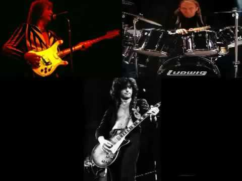 Jimmy Page / Chris Squire / Alan White The XYZ Session