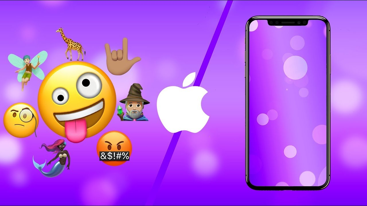 Ios Dynamic Wallpaper 66 Images: New IOS 11.1 Emojis & Dynamic Wallpapers!