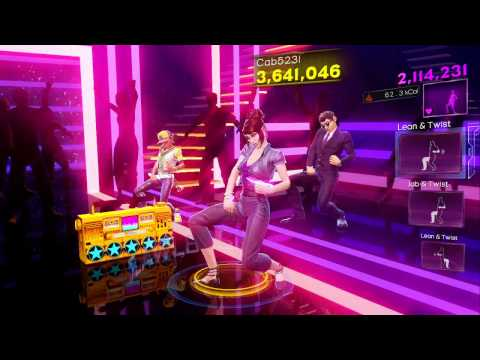 Dance Central 3 DLC - Only Girl (In the World) - Rihanna - Gold Stars