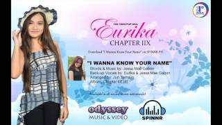 Eurika - I Wanna Know Your Name (Audio)