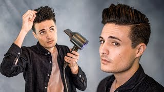 Updated Disconnected Undercut Hairstyle Tutorial | FULL PROCESS, NO EDITS | BluMaan 2018