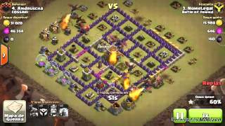 Clash of clans - Dicas Cv7/Th7