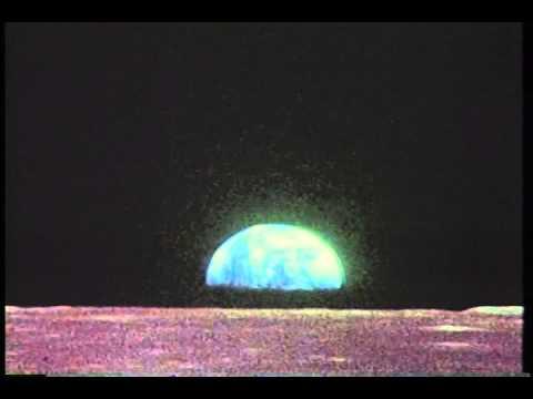 Apollo 10 and 17 Earth Rise