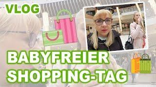 Ein Tag ohne Baby: Shoppen mit Jenny / Daily Vlog deutsch