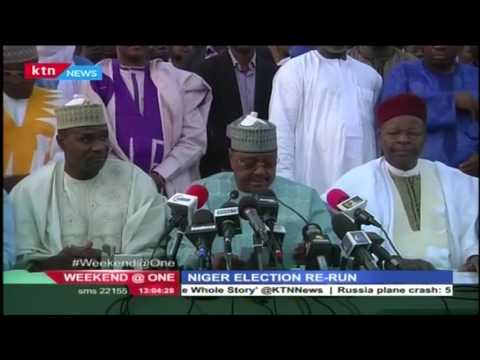 Niger prepares for Election re-run