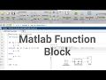 Simulink Tutorial - 17 - Mat Function in Simulink   If elseif else