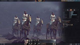 Total War: Arena. Cynane. Конные лучники #2
