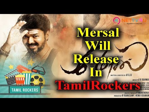 Mersal Will Be Released In Tamil Rockers |...