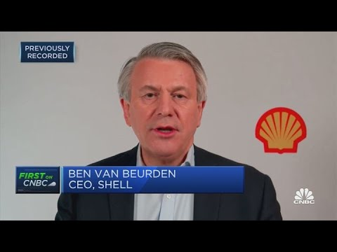 Not moving fast enough as a society on climate change: Shell CEO
