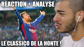 (REACTION) REAL MADRID - FC BARCELONE (0-3)