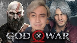 HBTWarrior Channel Update! New Series! God Of War?! Devil May Cry?!