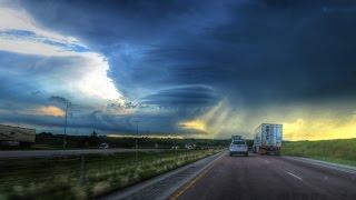 07/07/2016 - Thunderstorm/Giant Cumulonimbus Cloud - West Des Moines, IA.